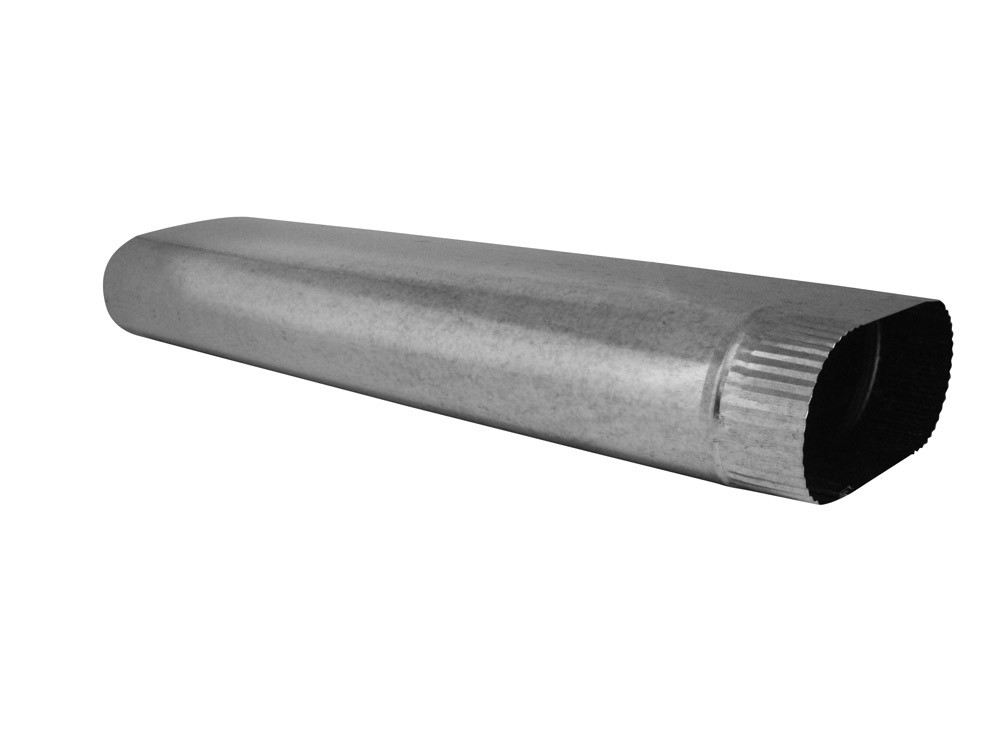100 Quot Jt Oval Pipe Southwark Metal Mfg Co