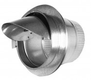 Ductboard Spin Collar w/ Scoop