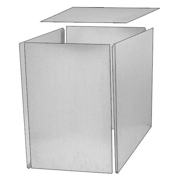 Adjustable-Plenum-Side