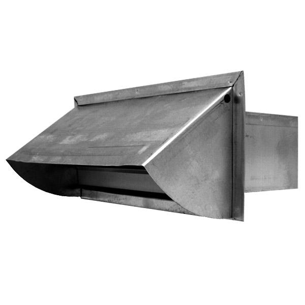 Aluminum Wall Cap