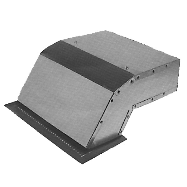 Eave Vent w/ Grille