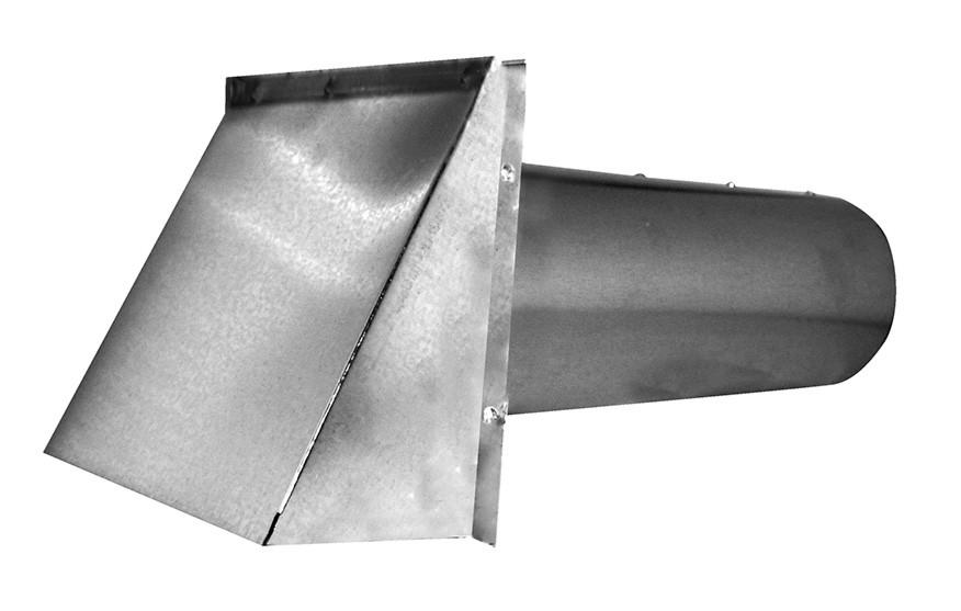 Stainless Steel Vent Hood Southwark Metal Mfg Co