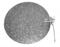 Round Damper (Fixed-Hardware)