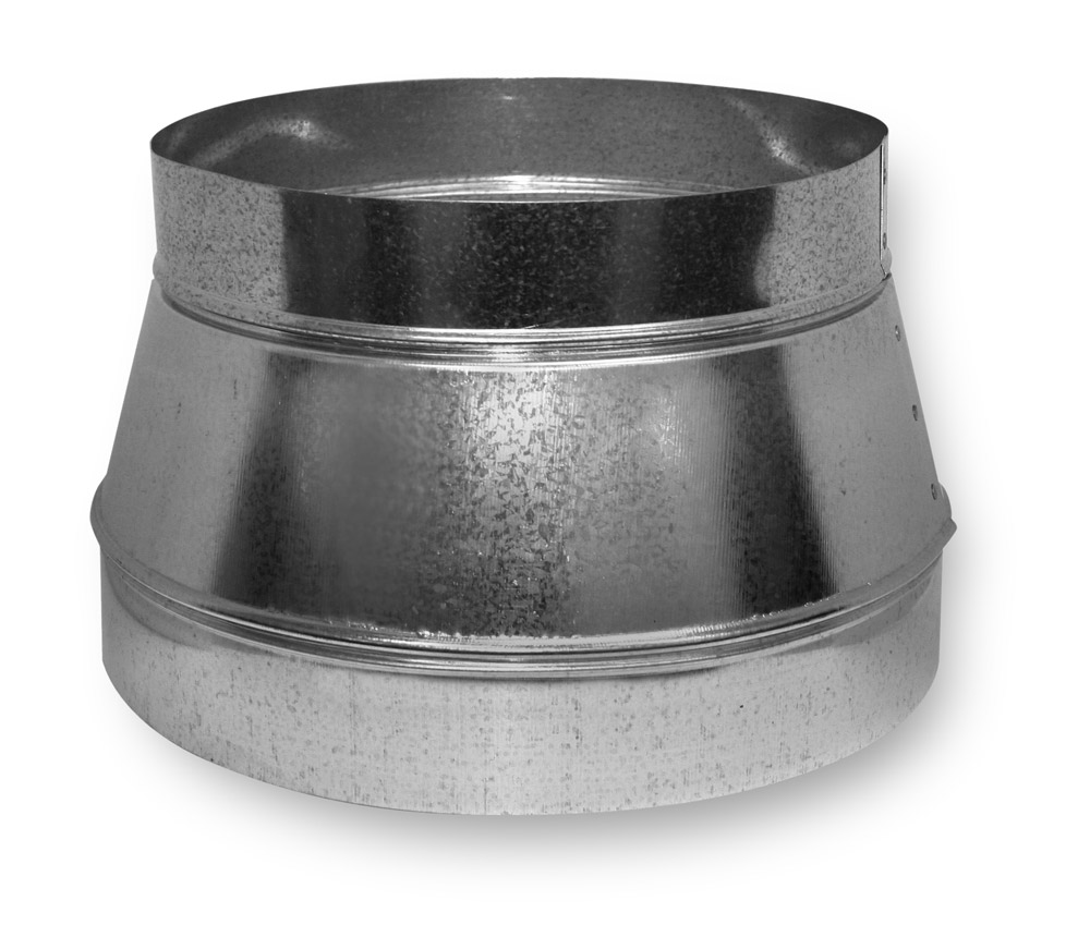 Spiral Tapered Reducer
