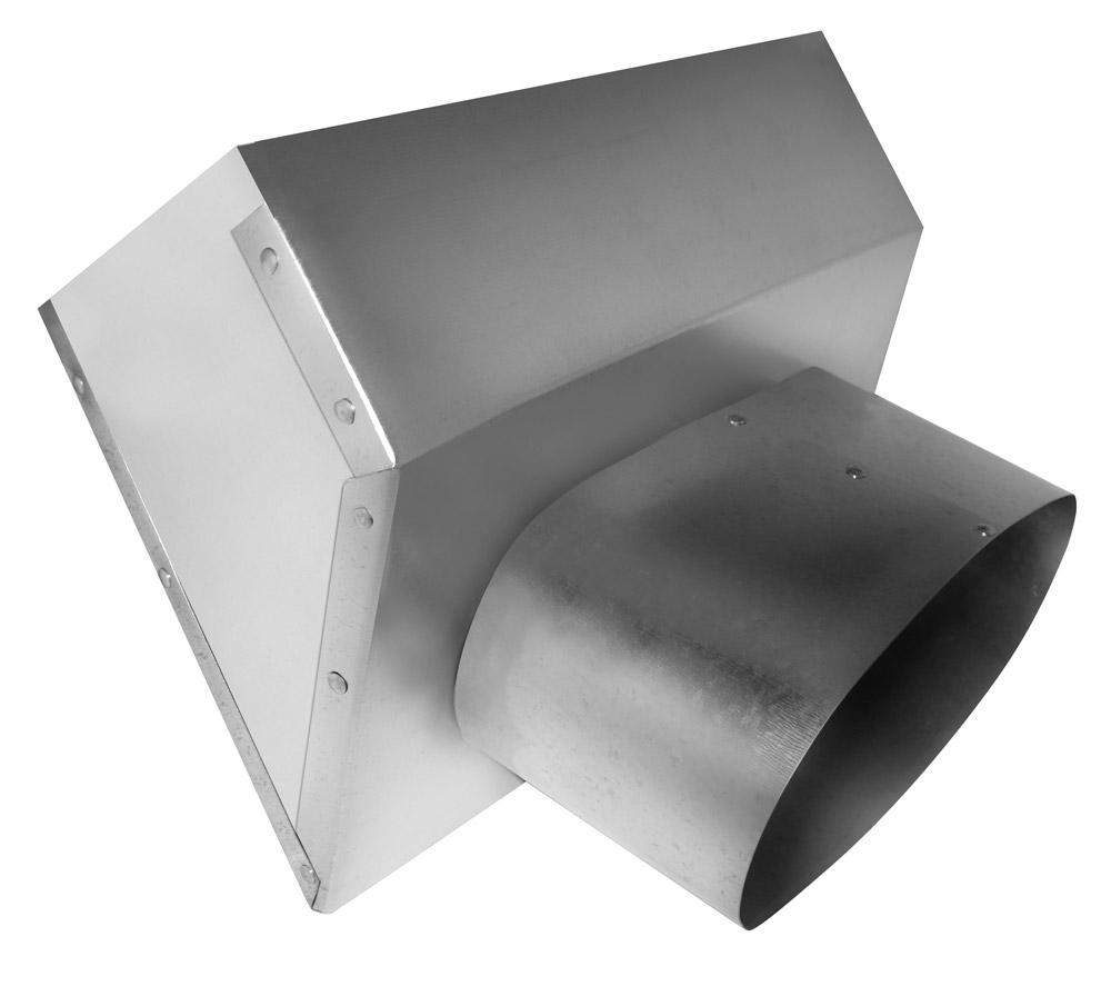 Angle Oval Register Box