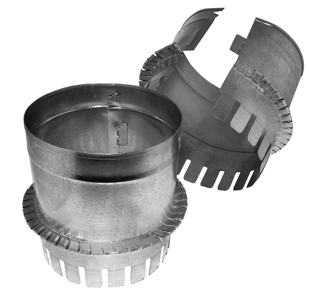 Snap Collar for Ductboard