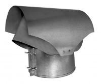 Lo-Draft Chimney Cap